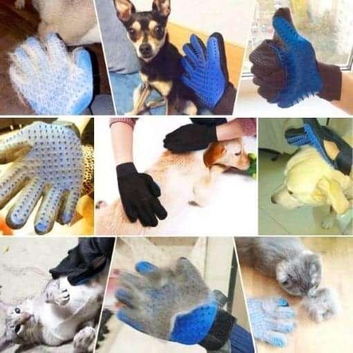 Ръкавица-за-махане-на-косми-от-куче